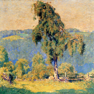 Art Prints of Ye Old Apple Tree, August by Daniel Garber