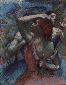 Art Prints of Dancers, 1894 by Edgar Degas