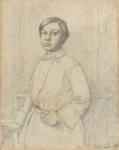 Art Prints of Rene de Gas by Edgar Degas