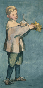 Art Prints of Boy Carrying a Tray by Edouard Manet