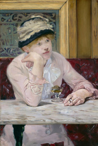 Art Prints of Plum Brandy by Edouard Manet