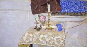 Art Prints of The Candlestick by Edouard Vuillard