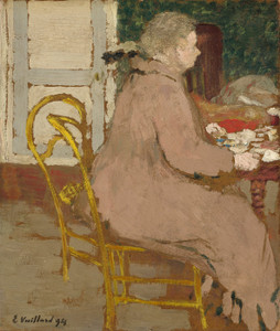 Art Prints of Breakfast, 1894 by Edouard Vuillard