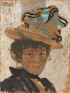 Art Prints of Madame Bonnard by Edouard Vuillard