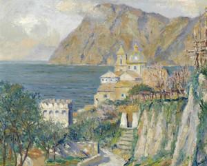 Art Prints of Capri by Edward Cucuel