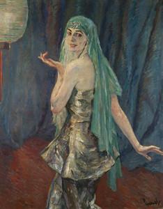 Art Prints of Odalisque by Edward Cucuel