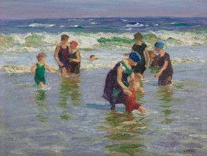 Art Prints of Bathers by Edward Henry Potthast