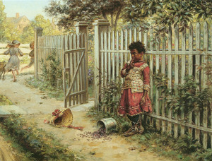 Art Prints of Mediating Revenge by Edward Lamson Henry