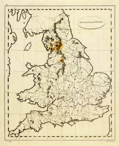 Art Prints of England and Wales, 1804 (2319019) by Edward Patteson