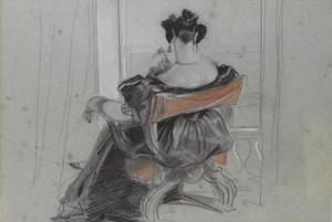 Art Prints of Portrait of Georgiana Duchess of Bedford by Edwin Henry Landseer