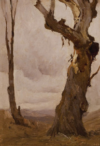 Art Prints of Fading Light by Elioth Gruner