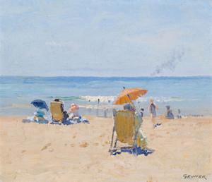 Art Prints of Tamarama Beach by Elioth Gruner