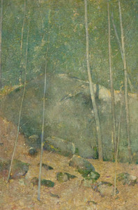 Art Prints of In the Maine Woods by Emil Carlsen