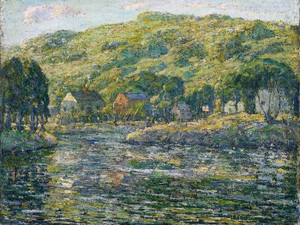 Art Prints of Early Spring by Ernest Lawson