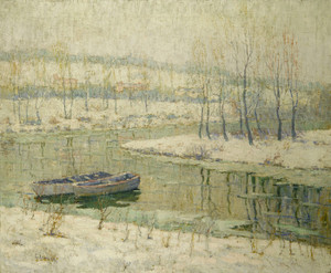 Art Prints of Spring Thaw by Ernest Lawson
