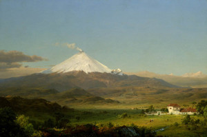 Art Prints of Cotopaxi III by Frederic Edwin Church