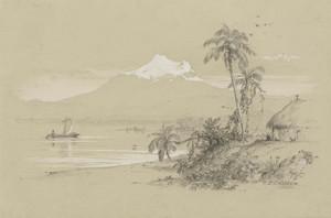 Art Prints of Magdalena River, New granada, Equador by Frederic Edwin Church