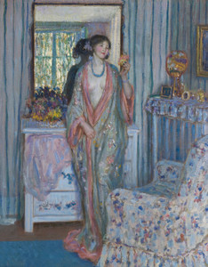 Art Prints of The Robe by Frederick Carl Frieseke