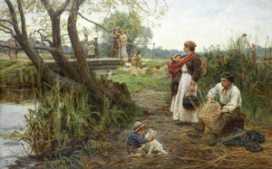 Art Prints of Not of the Fold by Frederick Morgan