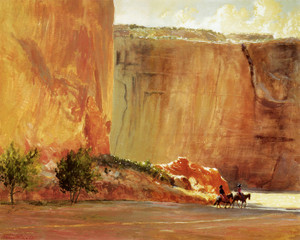 Art Prints of Canyon de Chelly by Fremont Ellis
