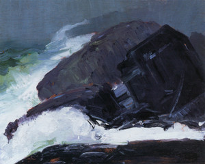 Art Prints of |Art Prints of Tang of the Sea by George Bellows