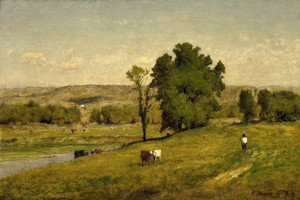 Art Prints of Landscape by George Inness