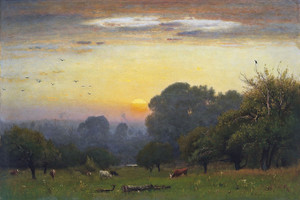 Art Prints of Morning by George Inness