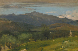 Art Prints of North Conway by George Inness