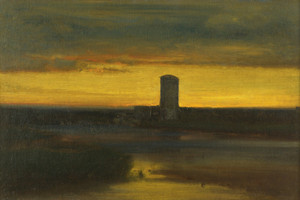 Art Prints of The After Glow, Italy by George Inness