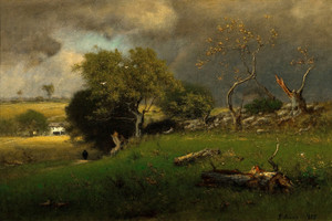 Art Prints of The Storm by George Inness