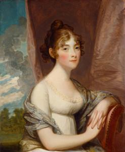 Art Prints of Ann Berry by Gilbert Stuart
