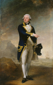 Art Prints of Captain John Gell by Gilbert Stuart