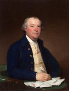 Art Prints of Captain Joseph Anthony by Gilbert Stuart