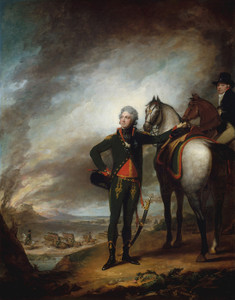 Art Prints of Louis Marie Vicomte de Noailles by Gilbert Stuart