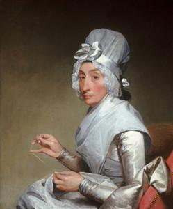 Art Prints of Mrs. Richard Yates by Gilbert Stuart