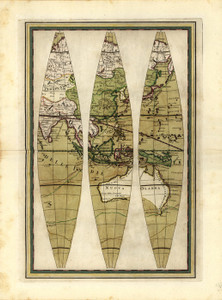 Art Prints of Globe, I by Giovanni Maria