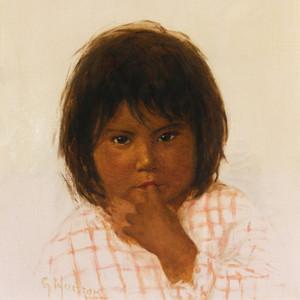 Art Prints of Shy One by Grace Carpenter Hudson