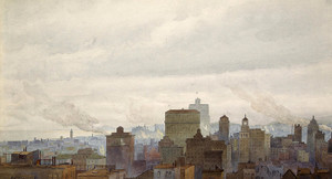 Art Prints of San Francisco by Gunnar Widforss