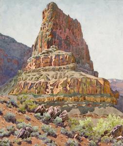 Art Prints of Zoroaster Temple by Gunnar Widforss