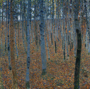 Art Prints of Beech Grove I by Gustav Klimt