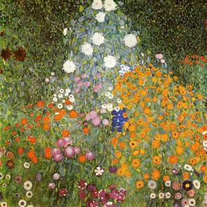 Art Prints of Garden 1905 by Gustav Klimt