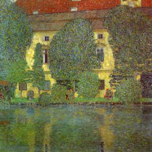 Art Prints of Schloss Kammer on the Attersee III 1910 by Gustav Klimt