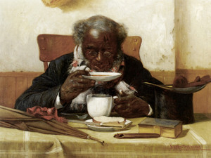 Art Prints of Morning Coffee by Harry Roseland
