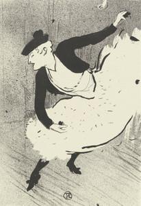 Art Prints of Edmee Lescot by Henri de Toulouse-Lautrec