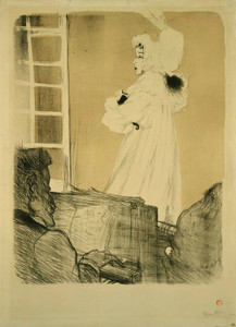 Art Prints of Miss May Belfort by Henri de Toulouse-Lautrec