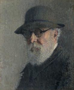 Art Prints of Self Portrait by Henri-Jean Guillaume Martin