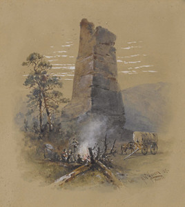Art Prints of Encampment by Herman Wendelborg Hansen