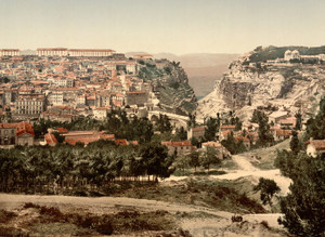 Art Prints of General View, Constantine, Algeria (387119)