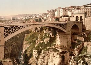 Art Prints of Great Bridge, Constantine, Algeria (387122)