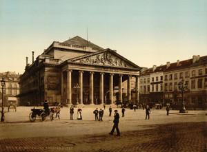 Art Prints of Royal Theatre, Brussels, Belgium (387170)